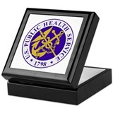 USPHS Tile Memento Box