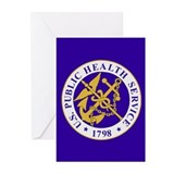USPHS Greeting Cards <BR>Pk of 10