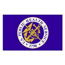 USPHS Decal