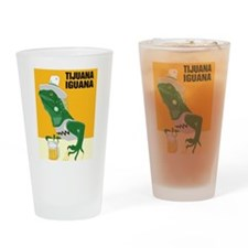 Tijuana Iguana Drinking Glass