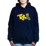 TOS Women's Hooded Sweatshirt
