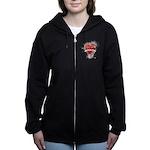 Heart Samurai Women's Zip Hoodie