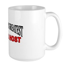 """The World's Greatest Casino Host"" Mug"