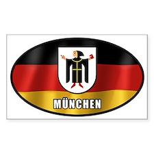 München-w Decal