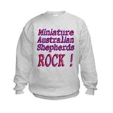 Miniature Australian Shepherds Sweatshirt