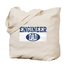 Engineer dad Tote Bag