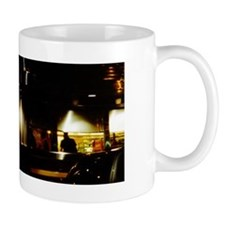 Melrose Diner at Night Philadelphia Mug