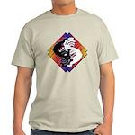 Kokopelli Yin Yang Light T-Shirt