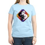 Kokopelli Yin Yang Women's Light T-Shirt