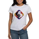 Kokopelli Yin Yang Women's T-Shirt