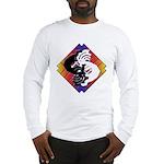 Kokopelli Yin Yang Long Sleeve T-Shirt