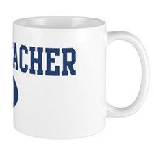 Math Teacher dad Mug