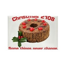 Unique Cakes Rectangle Magnet (10 pack)