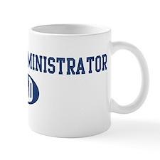 Database Administrator dad Mug