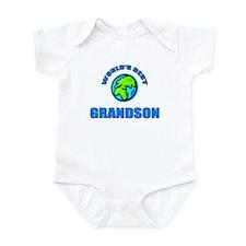 World's Best GRANDMOTHER Infant Bodysuit