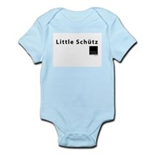 """Little Schütz"" Infant Creeper"