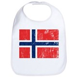 Vintage Norway Bib