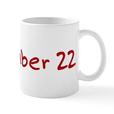 22-september-red Mugs
