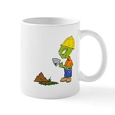 Ditch Digger Alien Mugs