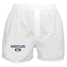 Wrestlers dad Boxer Shorts