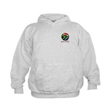 South Africa Flag Soccer Ball (PP) Sweatshirt