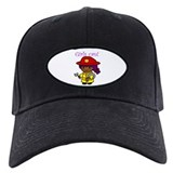 Girl Firefighter Baseball Hat