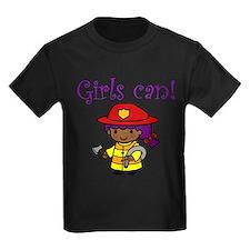 Girl Firefighter T