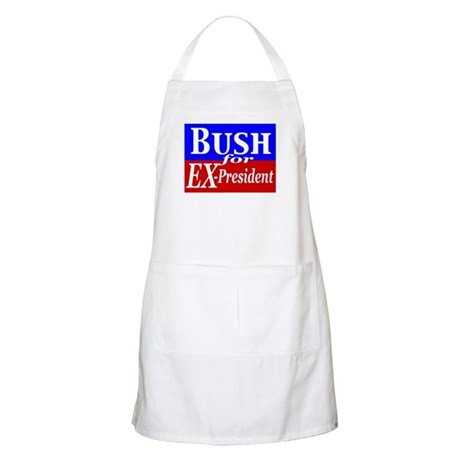Bush4ExPrez BBQ Apron