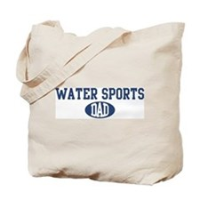 Water Sports dad Tote Bag