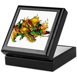 Dragon 1 Keepsake Box