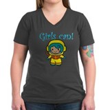 Girl Astronaut Shirt