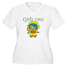 Girl Astronaut T-Shirt
