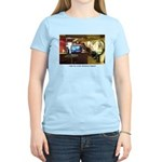 Coffee Bar at Dusk Women's Light T-Shirt