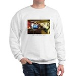 Coffee Bar at Dusk Sweatshirt