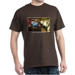 Coffee Bar at Dusk Dark T-Shirt