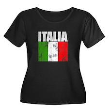 Faded Italia T