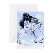 Gibson My Secret is.. Greeting Cards