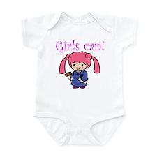Girl Judge Infant Bodysuit