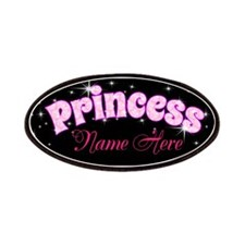 Custom Pink Princess Patches
