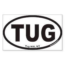Cute Tug Decal
