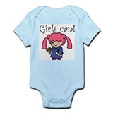 Girl Judge Onesie