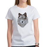 Wolf Illustration Tee