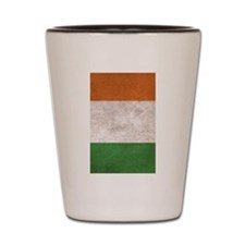 Cute Irish Shot Glass