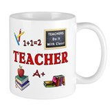 Teachers Do It With Class Mug