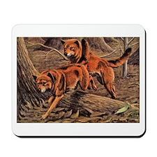 Dingo Art Mousepad