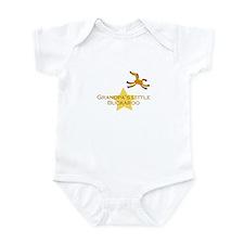Grandpa's Little Buckaroo Infant Bodysuit