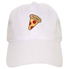 YOUR NAME Cute Pizza Baseball Baseball Cap