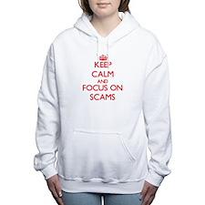 Unique Cheating Women's Hooded Sweatshirt