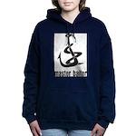 Master Baiter Women's Hooded Sweatshirt
