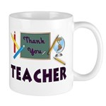Teacher Thank You Mugs